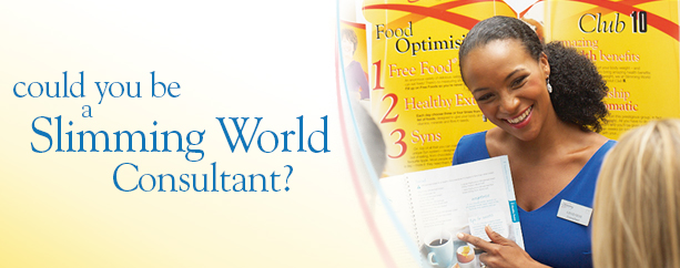Could You Be A Slimming World Consultant Motivating