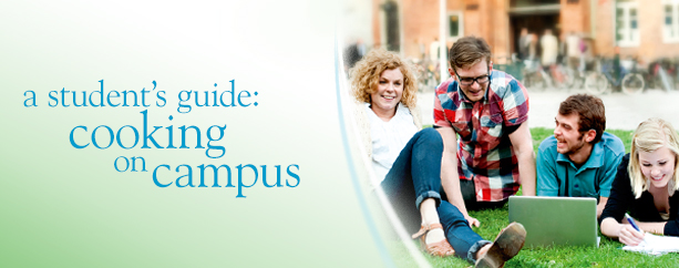 A student's guide: cooking on campus