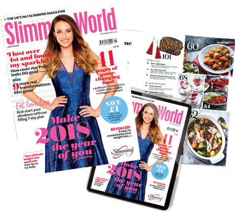 The UK's best-selling slimming title — Slimming World magazine