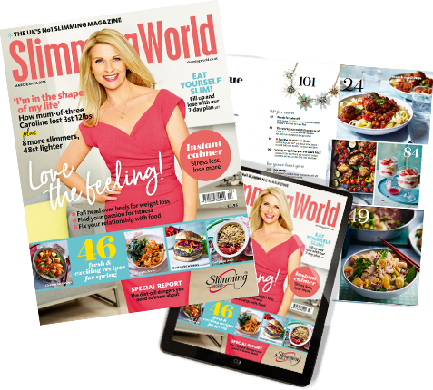 slimming magazine