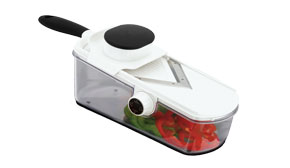FREE Judge Adjustable Mandoline Slicer