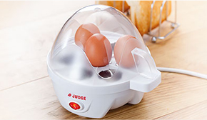 Judge egg cooker and steamer