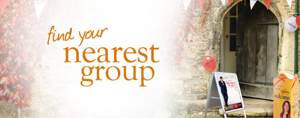 Your nearest group