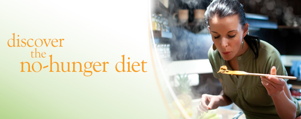 Discover the no-hunger diet