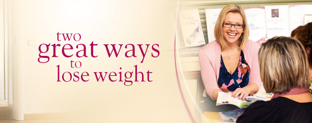 Two great ways to lose weight