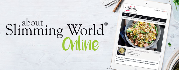 Slimming World Online Weight Loss Support At The Touch