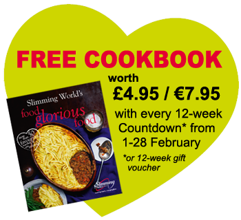 Your Free Food February Party Bag From Slimming World