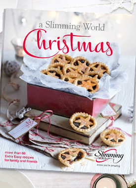 A Slimming World Christmas Recipe Book Out Now News
