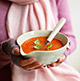 Seven warming soups for autumn