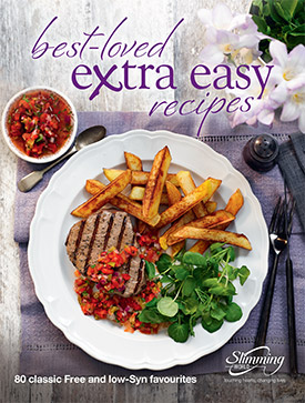Slimming extra easy recipes