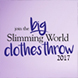 The Big Slimming World Clothes Throw 2017