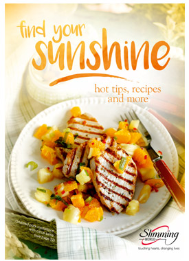 Find Your Sunshine Booklet Launches In Groups This Week
