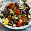 Roasted Mediterranean veg