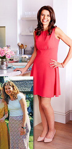 I discovered I love cooking – and revealed the slim me!